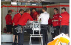 Manor - GP Österreich - Formel 1 - Donnerstag - 18.6.2015