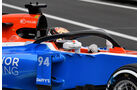 Manor - Halo-Test - Formel 1 - 2016