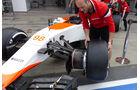 Manor Marussia - Formel 1 - GP Australien - 13. März 2015