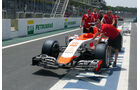 Manor Marussia - Formel 1 - GP Brasilien- 12. November 2015