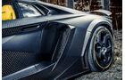 Mansory-Lamborghini Aventator Carbonada, Seitenkasten