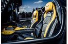 Mansory-Lamborghini Aventator Carbonada, Sitze