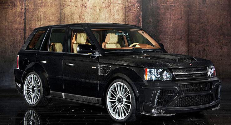 mansory gel ndewagen tuning range rover sport im edel. Black Bedroom Furniture Sets. Home Design Ideas