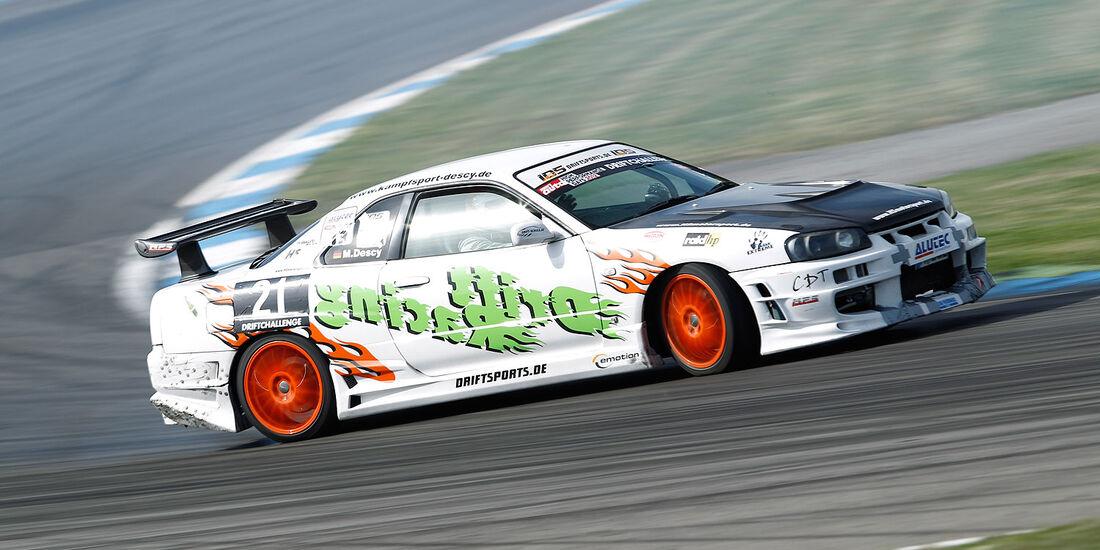 Marcel Descy, Drifter21DriftChallenge, High Performance Days 2012, Hockenheimring