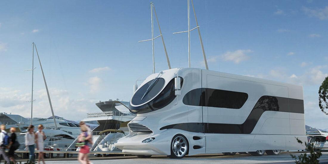 Marchi Elemment Viva, VIP Shuttle