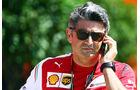Marco Mattiacci - Ferrari - Formel 1 - GP Ungarn - Budapest - 24. Juli 2014