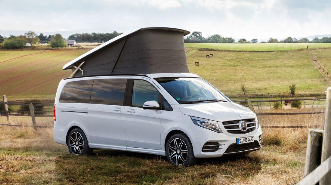 Marco Polo Horizon - Mercedes - Reisemobil - Campingbus - CMT