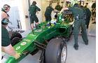 Marcus Ericsson - Caterham - Formel 1 - Test - Bahrain - 21. Februar 2014