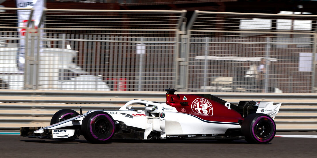 Marcus Ericsson - Formel 1 - GP Abu Dhabi 2018