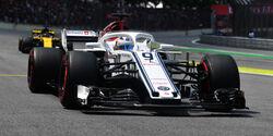 Marcus Ericsson - GP Brasilien 2018