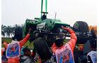 Marcus Ericsson - GP Malaysia 2014
