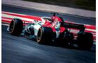 Marcus Ericsson - GP Spanien 2018