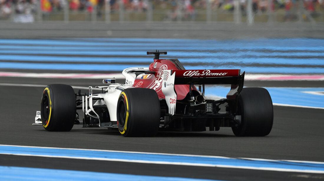 Marcus Ericsson - Sauber - Formel 1 - GP Frankreich - Circuit Paul Ricard - Le Castellet - 23. Juni 2018