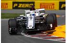 Marcus Ericsson - Sauber - Formel 1 - GP Kanada - Montreal - 9. Juni 2018