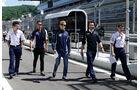 Marcus Ericsson - Sauber - Formel 1 - GP Russland - 28. April 2016