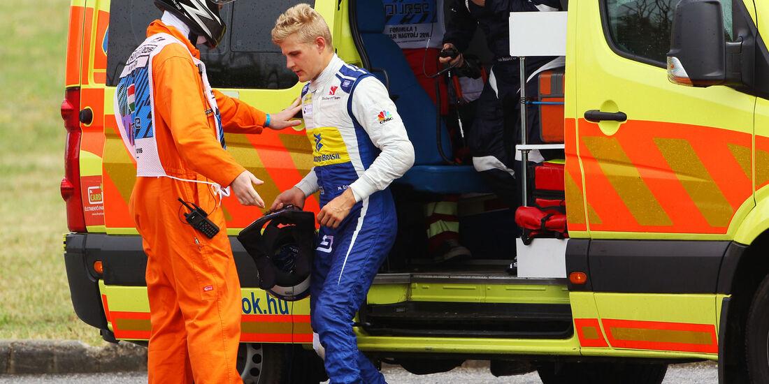 Marcus Ericsson - Sauber - Formel 1 - GP Ungarn - 23. Juli 2016