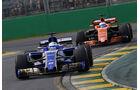 Marcus Ericsson - Sauber - GP Australien - Melbourne - 25. März 2017