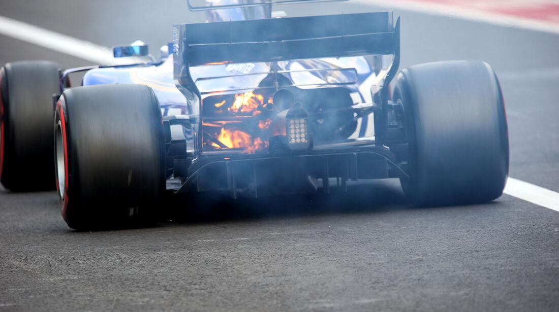 Marcus Ericsson - Sauber - GP Mexiko 2017 - Rennen