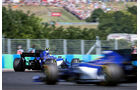 Marcus Ericsson - Sauber - GP Ungarn 2017 - Budapest - Rennen