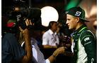 Marcus Eriksson - Caterham - Formel 1 - GP Singapur - 20. September 2014