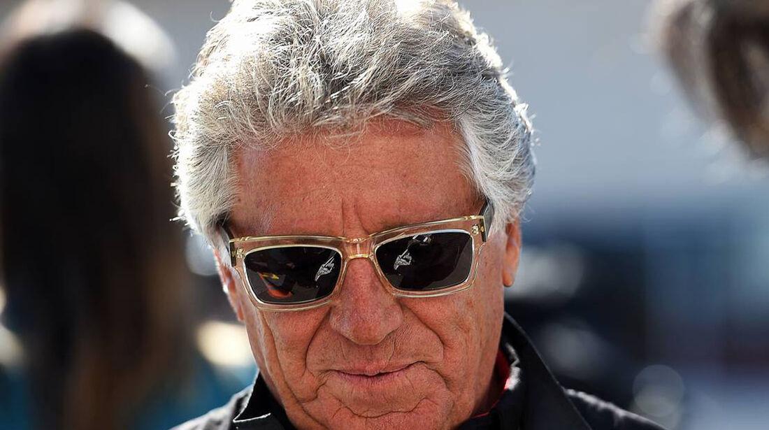 Mario Andretti - Formel 1 - GP USA - 1. November 2014