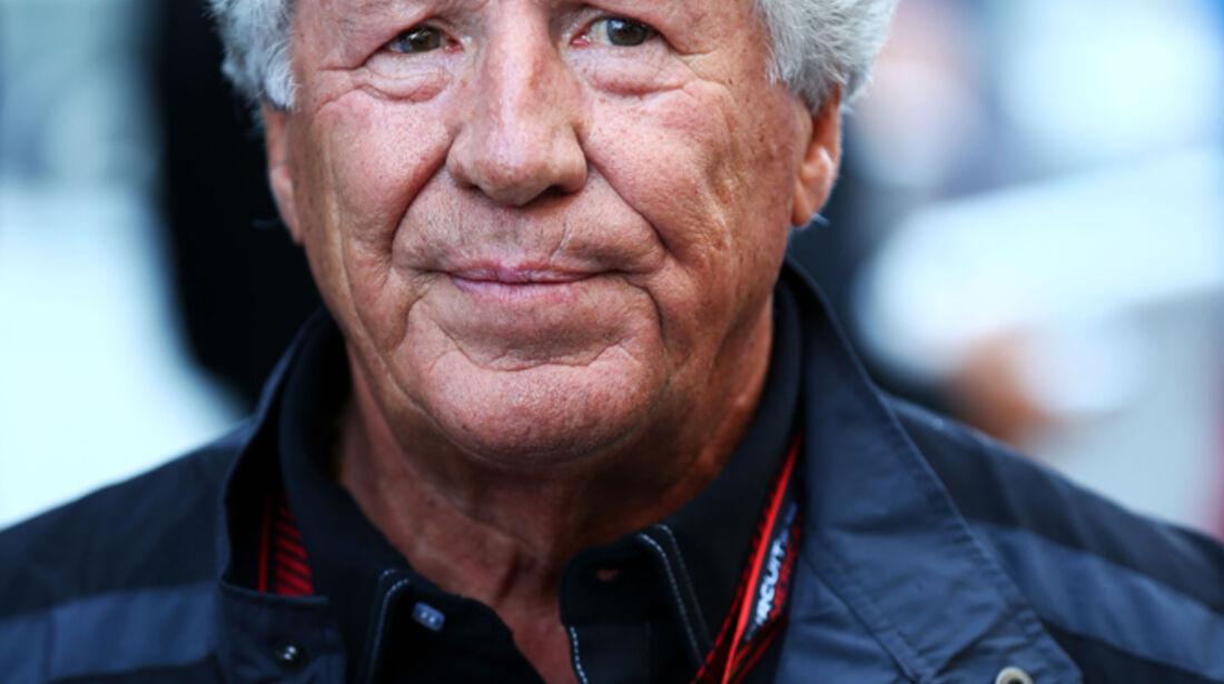 Mario Andretti - Formel 1 - GP USA - 15. November 2013