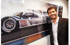 Mark Webber - Autosalon Genf 2014