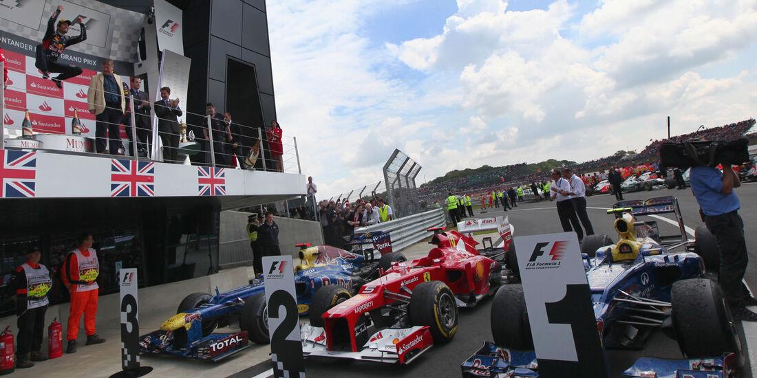 Mark Webber Formel 1 2012