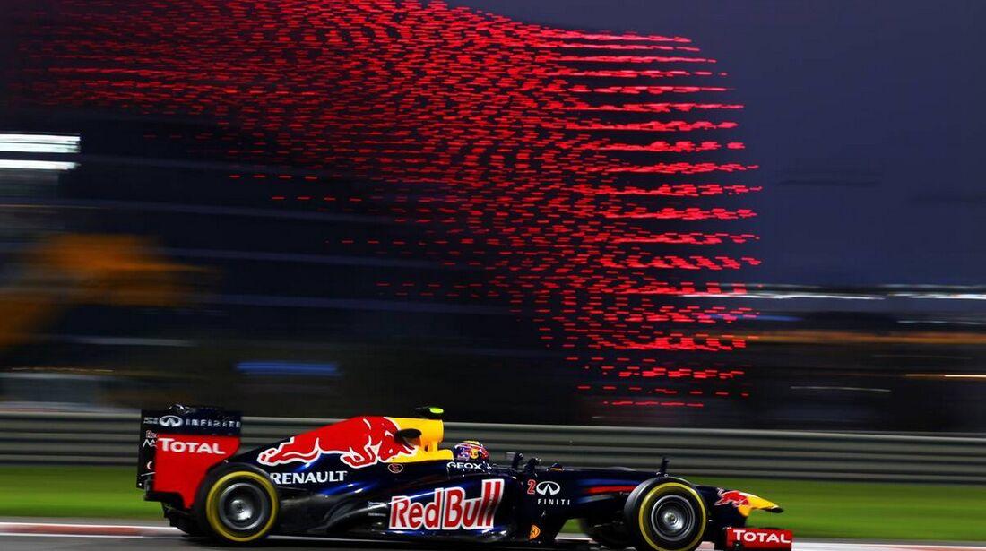 Mark Webber - Formel 1 - GP Abu Dhabi - 02. November 2012