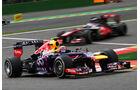 Mark Webber - GP Belgien 2013