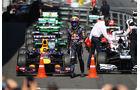Mark Webber - GP Deutschland 2013
