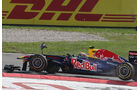 Mark Webber GP Italien Crashs 2011