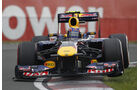 Mark Webber GP Kanada 2011