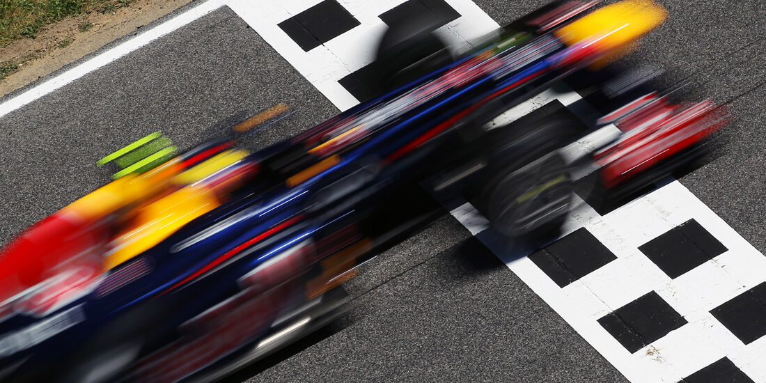 Mark Webber GP Spanien 2012