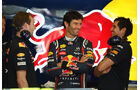 Mark Webber - GP Ungarn - Formel 1 - 30.7.2011