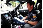 Mark Webber Infiniti