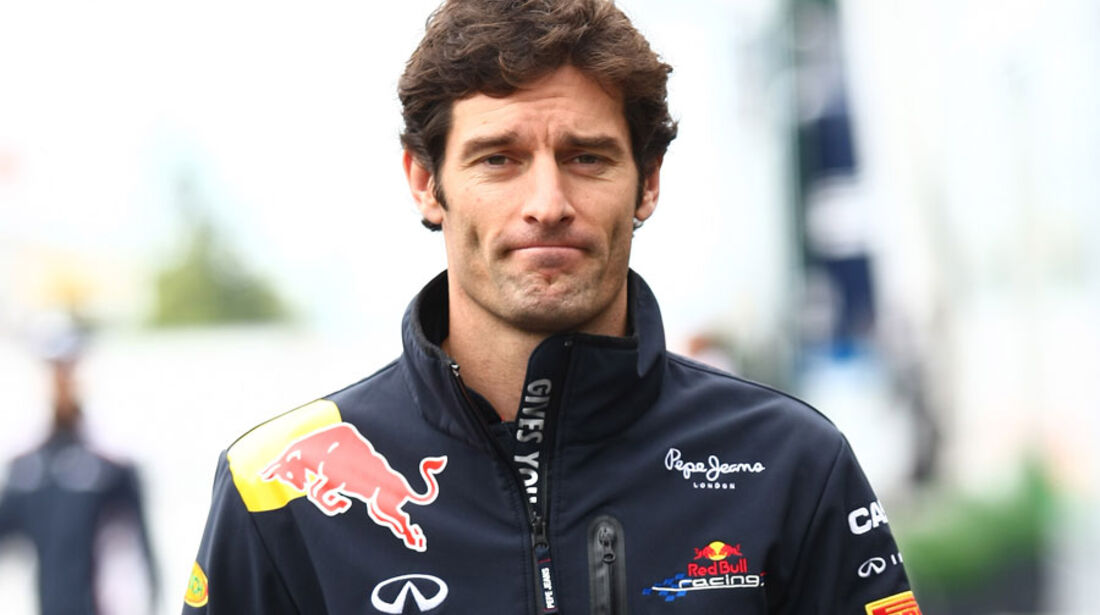 Mark Webber - Nürburgring - GP Deutschland - 21. Juli 2011