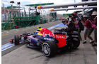 Mark Webber - Red Bull - Formel 1 - GP Australien - 15. März 2013