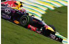 Mark Webber - Red Bull - Formel 1 - GP Brasilien - 22. November 2013