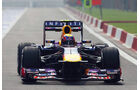 Mark Webber - Red Bull  - Formel 1 - GP Indien - 25. Oktober 2013