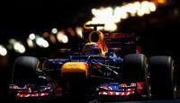 Mark Webber - Red Bull - Formel 1 - GP Monaco - 24. Mai 2012