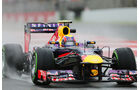 Mark Webber - Red Bull - Formel 1 - GP Spanien - 10. Mai 2013