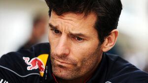 Mark Webber - Red Bull - Formel 1 - GP USA - 14. November 2013