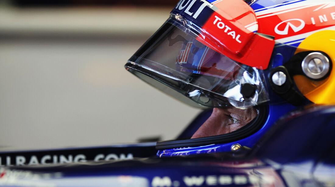 Mark Webber - Red Bull - GP Australien - Melbourne - 17. März 2012