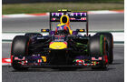Mark Webber - Red Bull - GP Spanien 2013