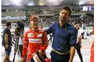 Mark Webber & Sebastian Vettel - GP Abu Dhabi - 25. November 2017
