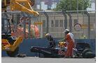 Mark Webber Unfall Valencia