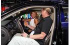 Markus bei Lancia auf der IAA 2011