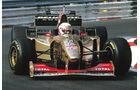 Martin Brundle - Jordan Peugeot 196 - GP Monaco 1996