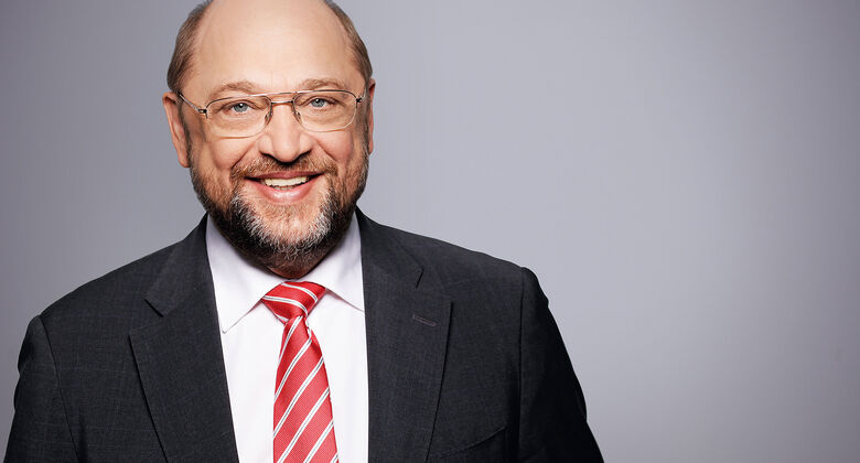 Martin Schulz SPD-Kanzlerkandidat 2017